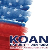 KOAN Hot Talk 1080 AM